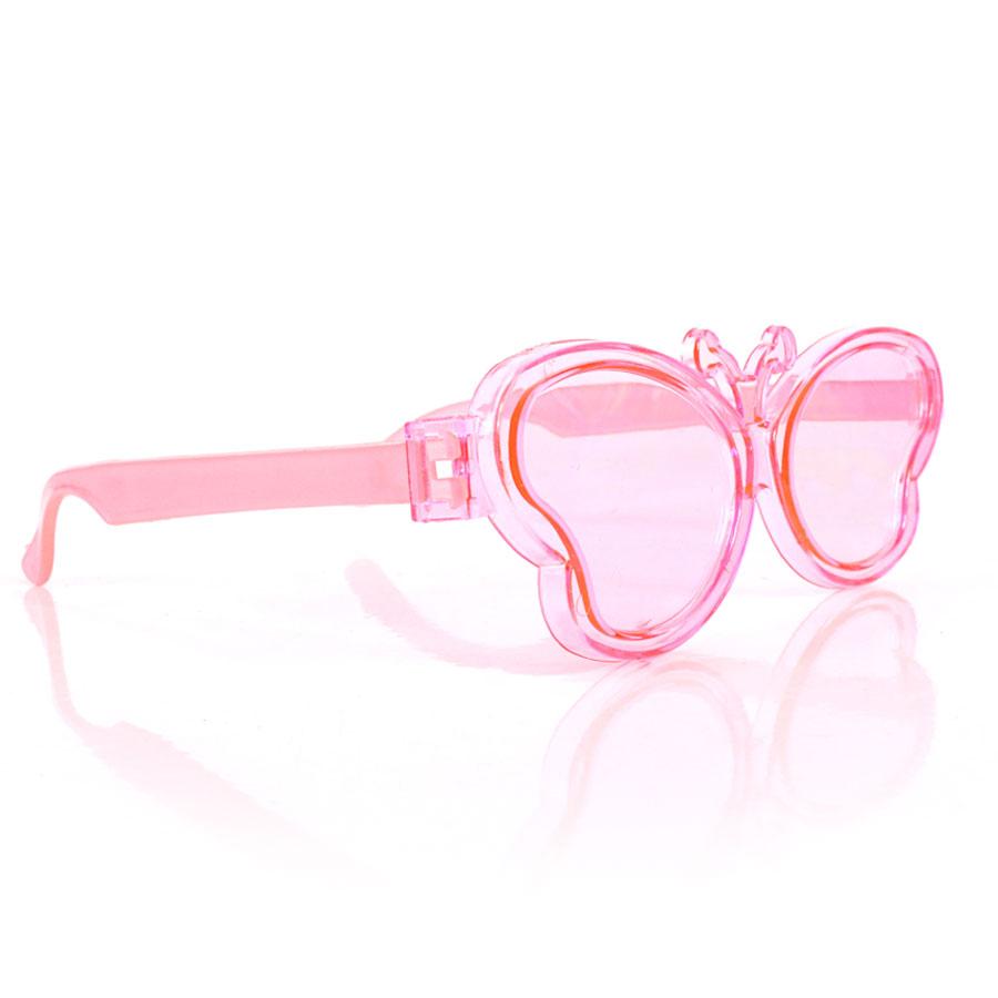 Óculos Mariposa Com Lente