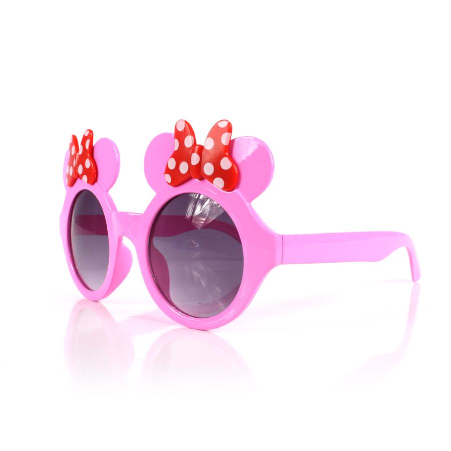 Óculos Minnie Luxo Com Lente Escura Degradê