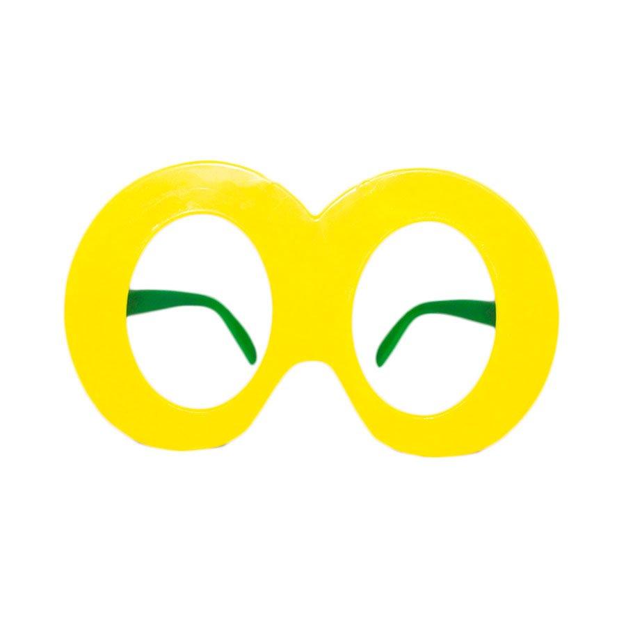 Óculos Zóião Verde e Amarelo Torcida Brasil Copa 2018