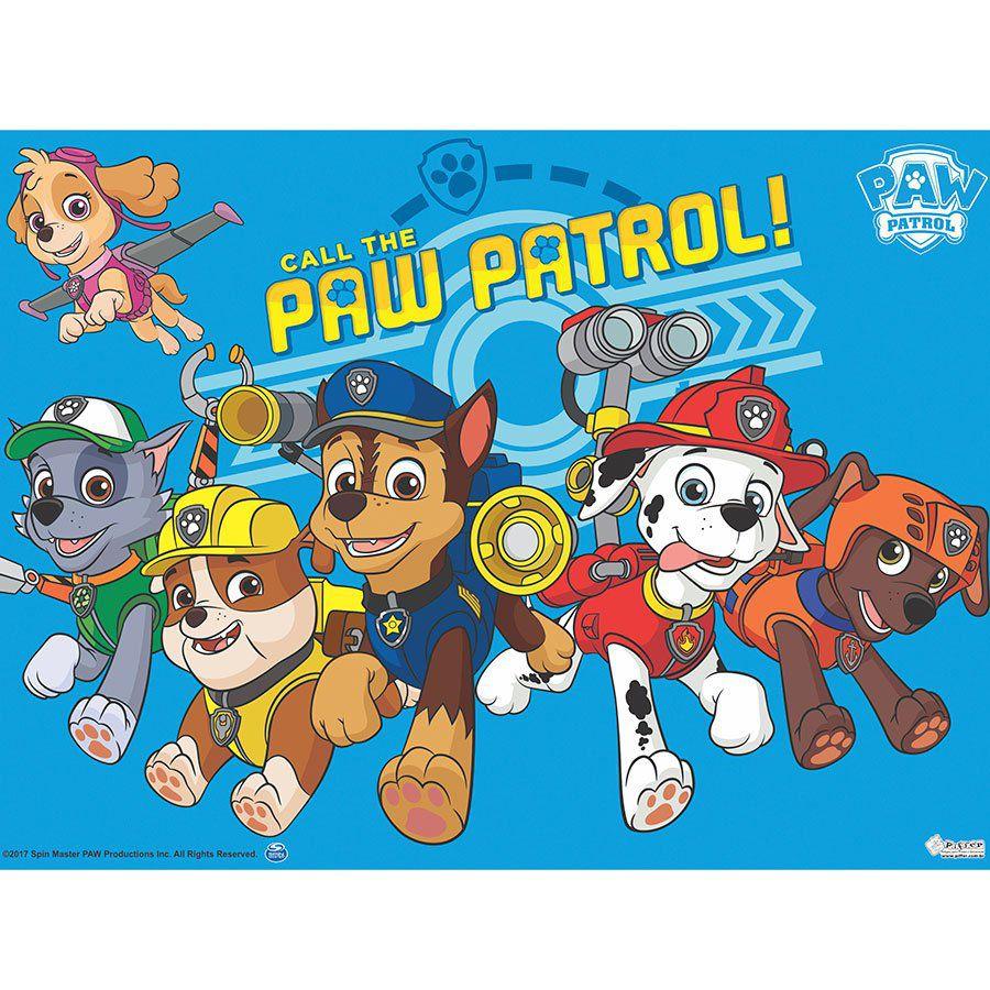Painel de Festa TNT Patrulha Canina