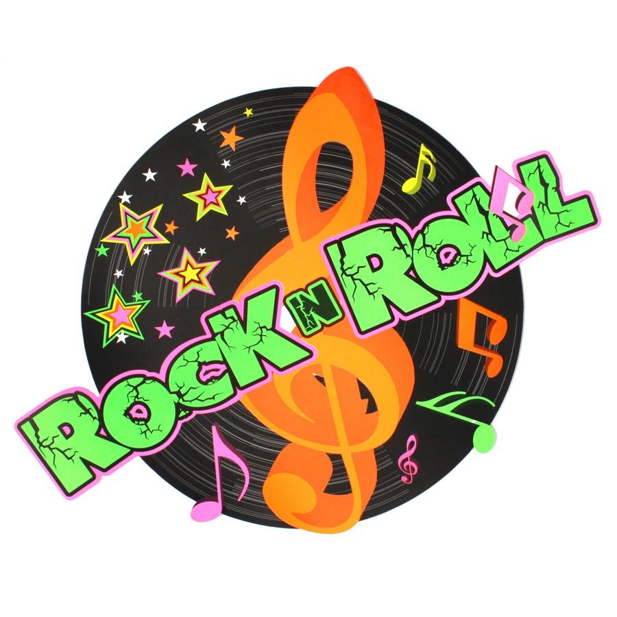Painel Rock N Roll