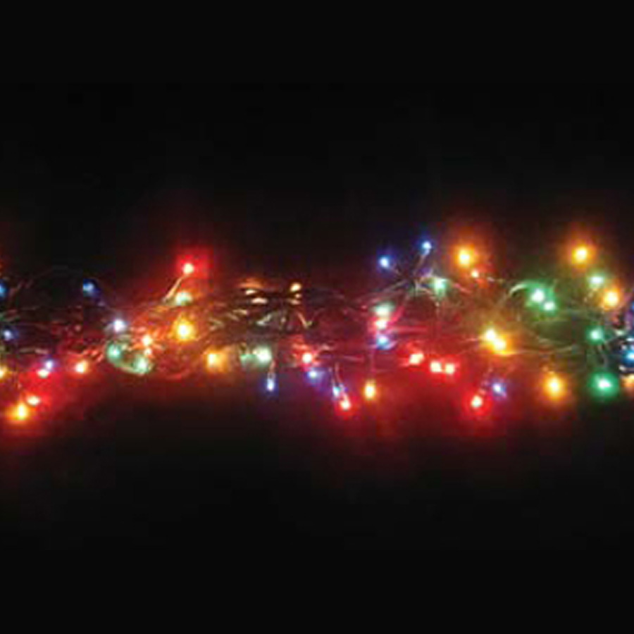 Pisca Micro Lâmpada 150 Lâmpadas Coloridas - Aluá Festas 4f96ddf1ad