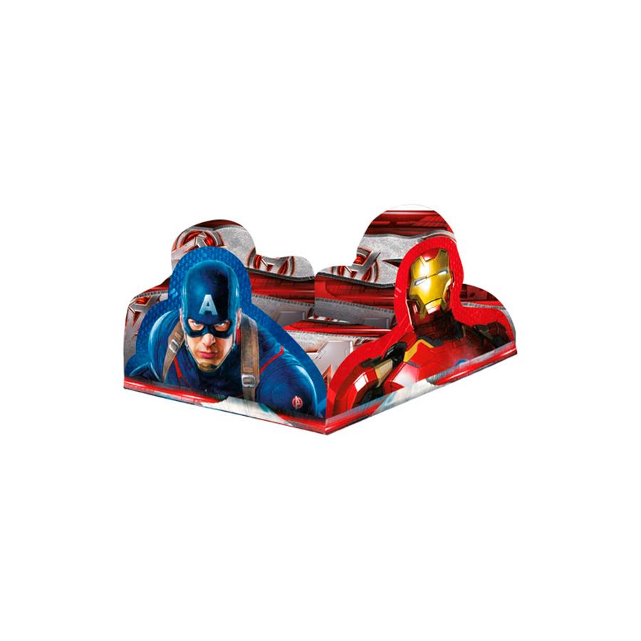 Porta Forminha Avengers 50Un