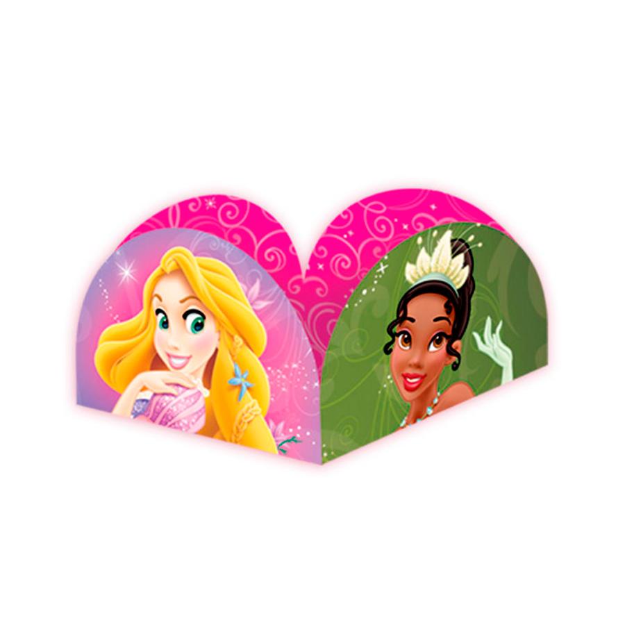 Porta Forminha Princesas 50Un
