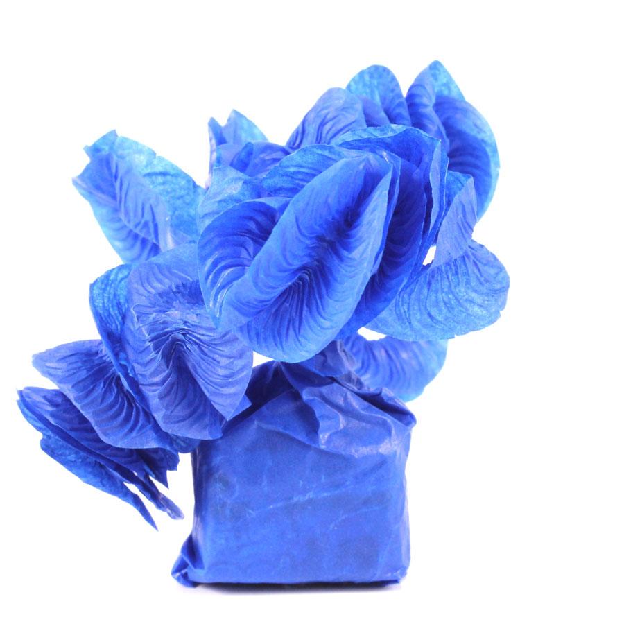 Rococó Azul Escuro 40Un
