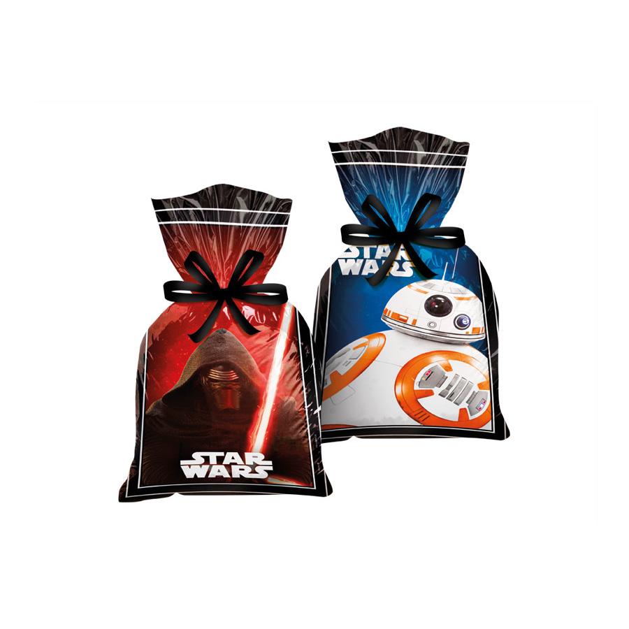 Sacola Surpresa Star Wars 8Un
