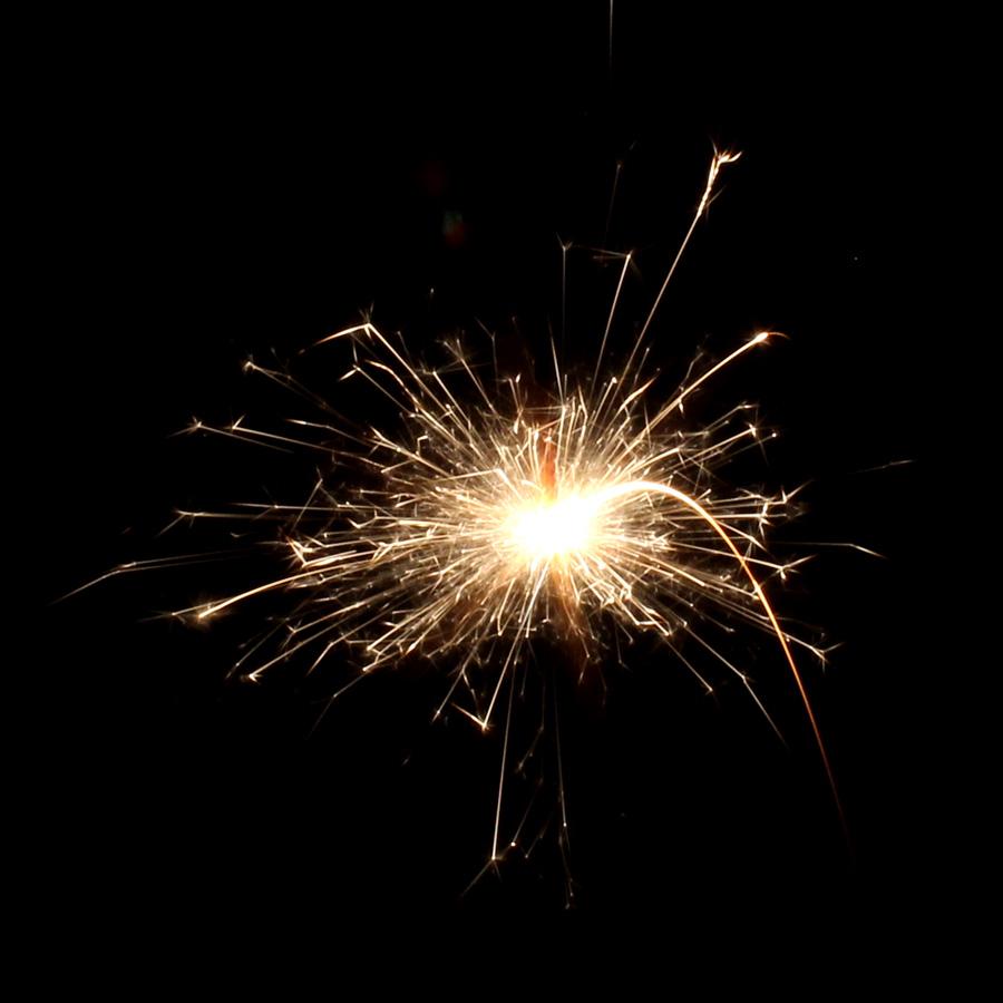 Sparkles para Casamento 30cm - 10 Unidades