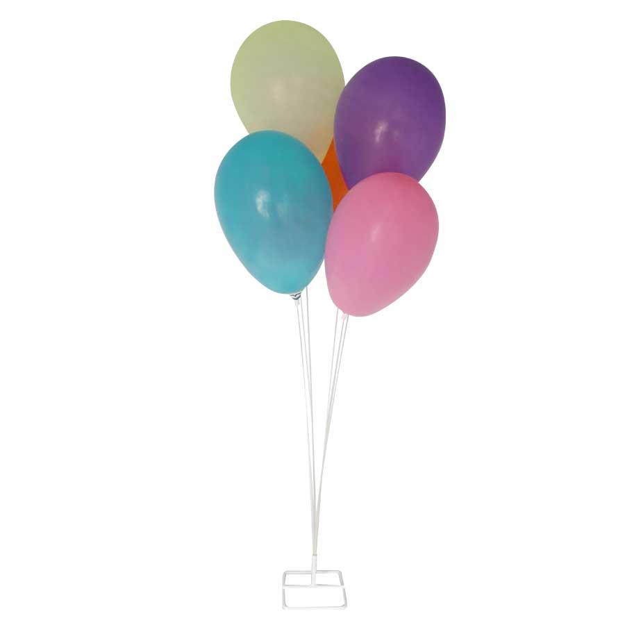 Suporte para Balões (P) - 6 Hastes