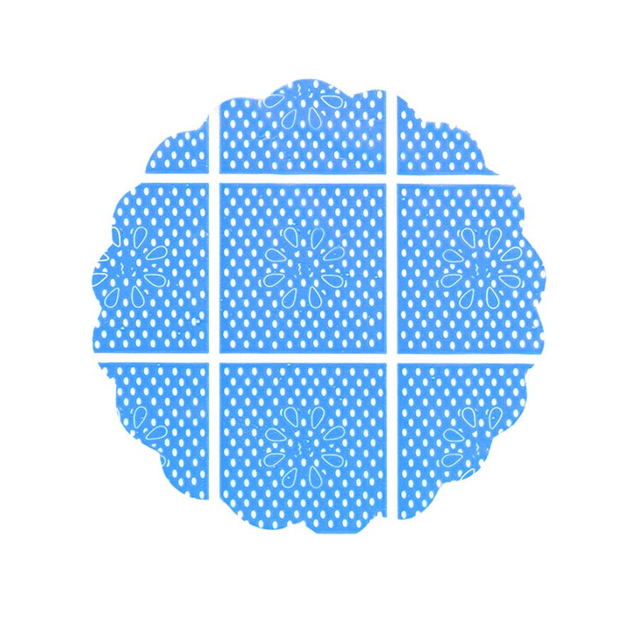 Tapetinho 9Cm Azul 100Un