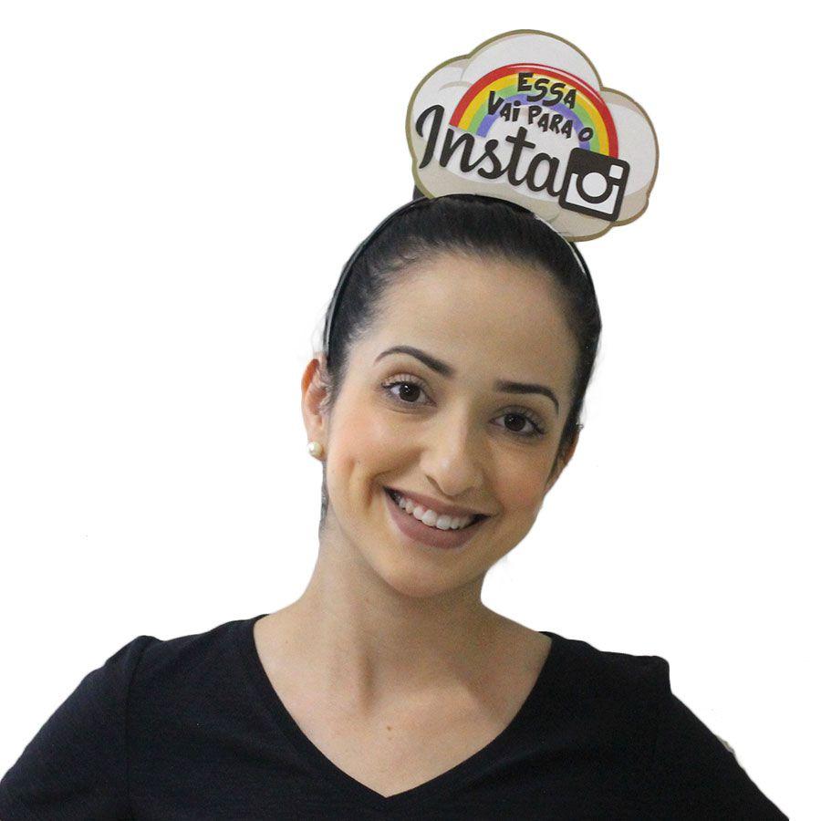 Tiara Balada Mix com Frases para Festa