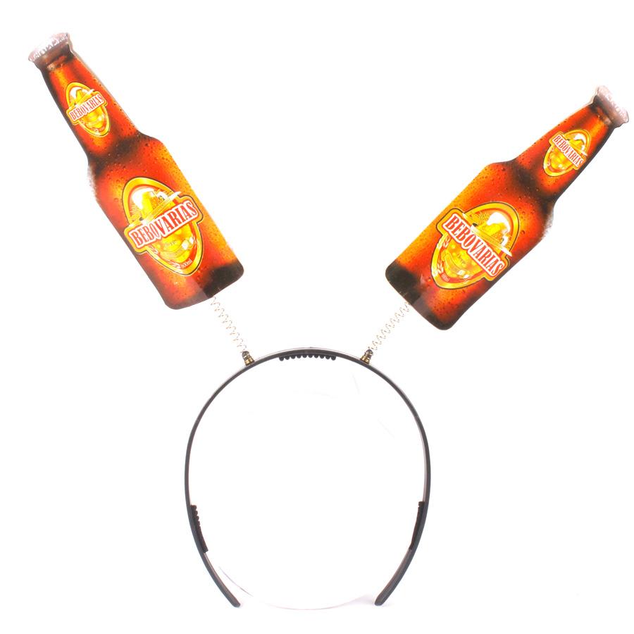 Tiara Garrafa De Cerveja