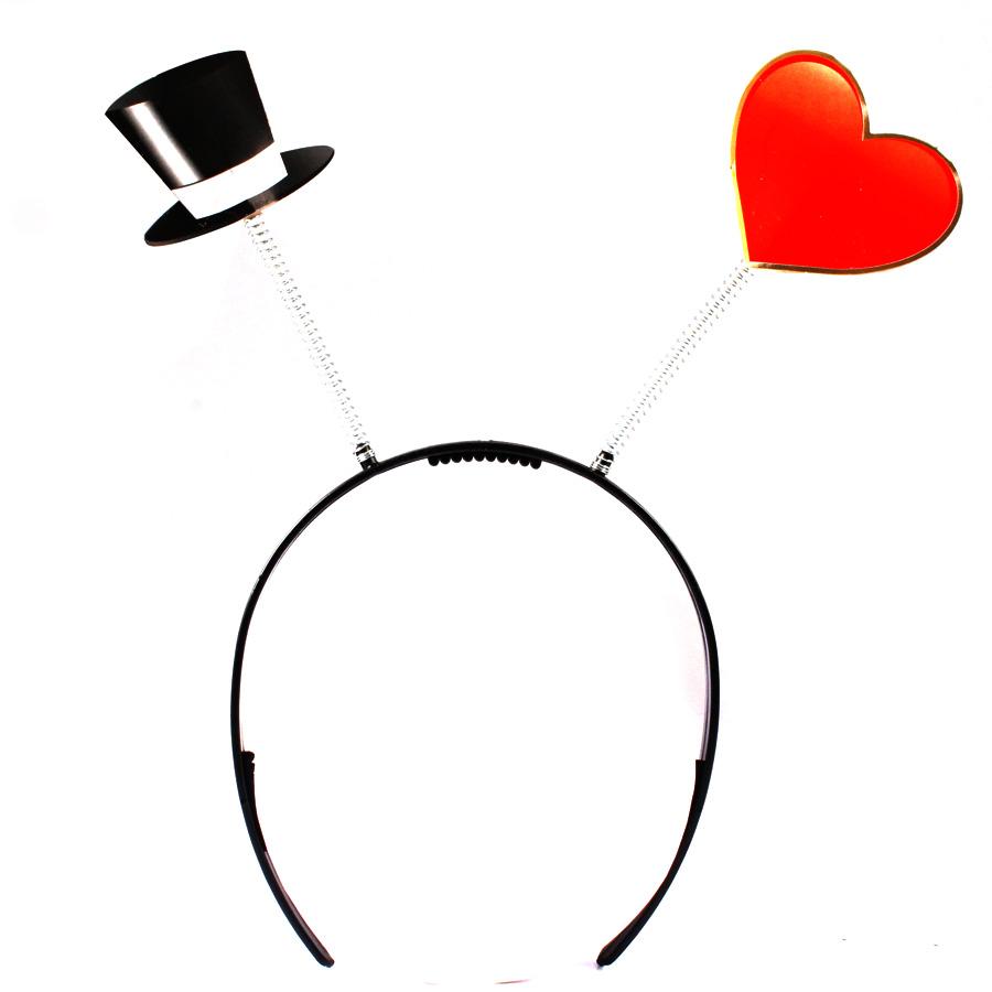 Tiara Plástica Casamento - Modelos Sortidos