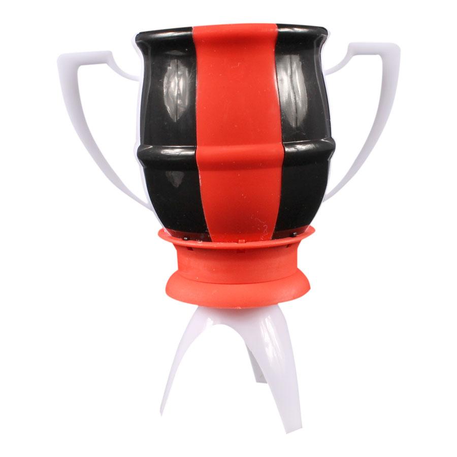 Vela Bolavela - Vermelho, Preto E Branco