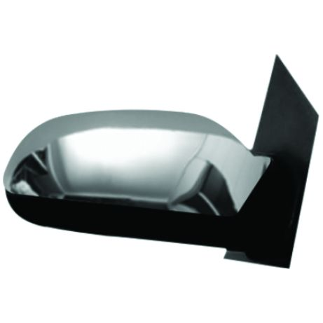 Aplique Cromado Retrovisor Fox 2004 a 2010 SpaceFox 2006 a 2009