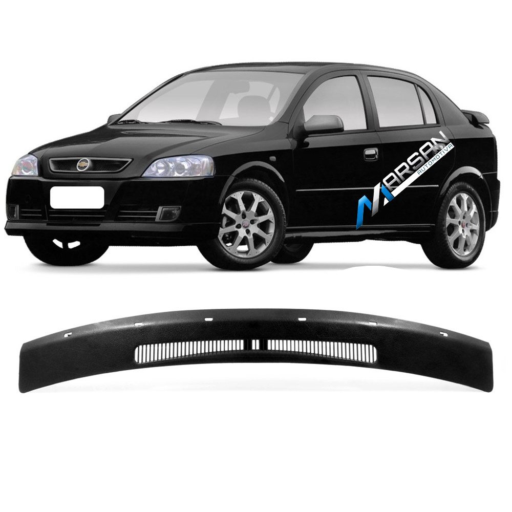 Moldura Friso Grade Painel Churrasqueira Astra Hatch - Sedan