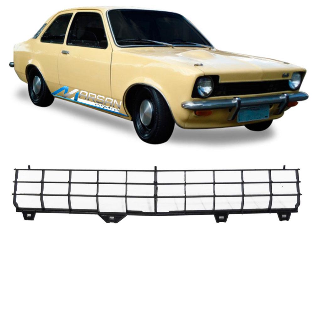 Grade Dianteira Chevette Tubarão 1974 1975 1976 1977