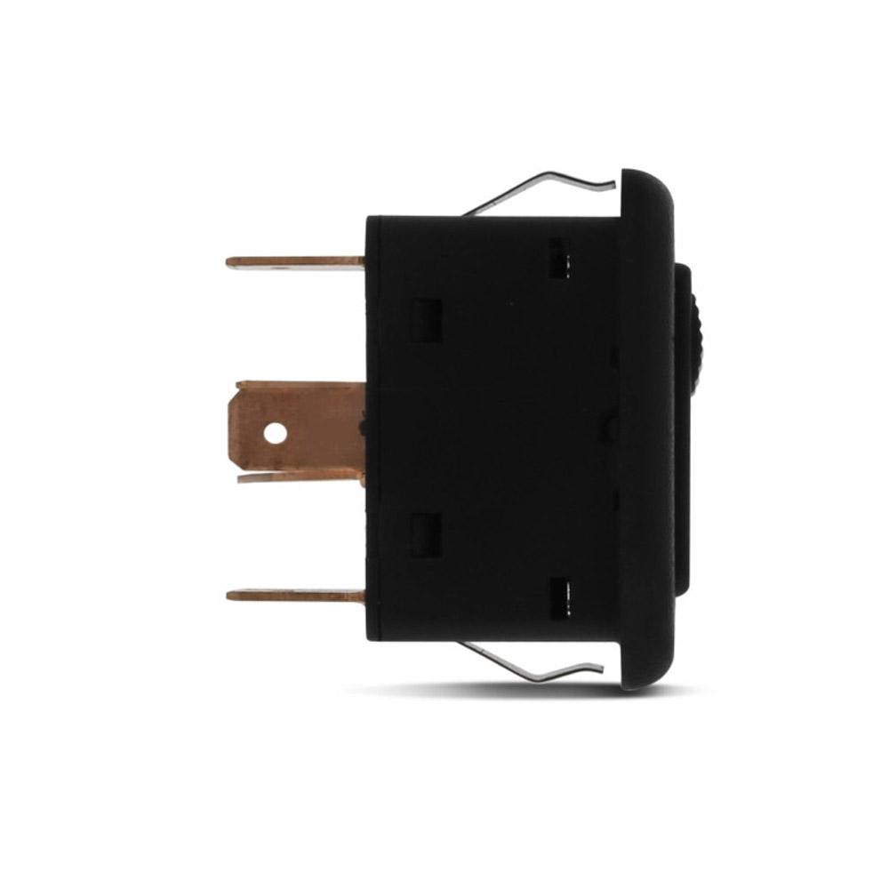 Interruptor Simples Ambar Vidro Eletrico Santana 1986 a 1997