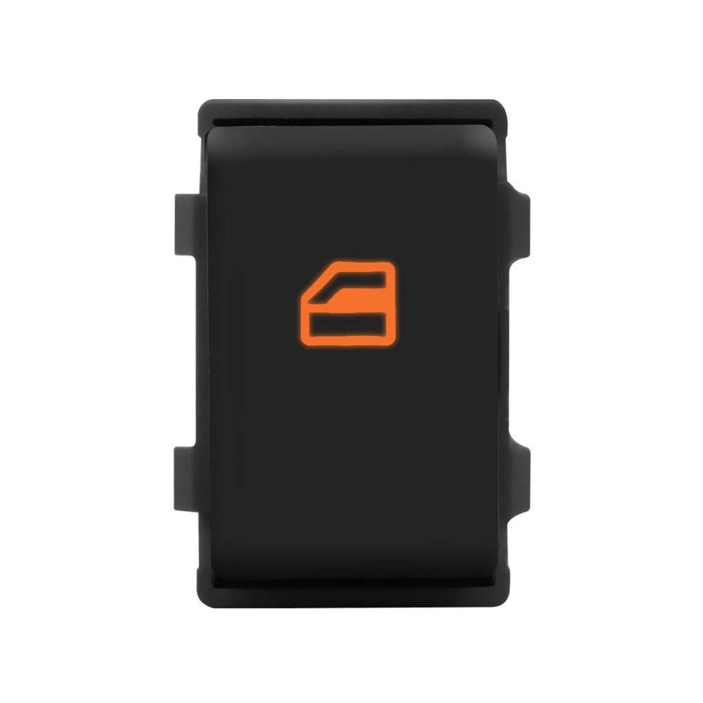 Interruptor Simples Vidro Eletrico Gol Parati Saveiro Voyage G4 G5 G6 G7 - Fox