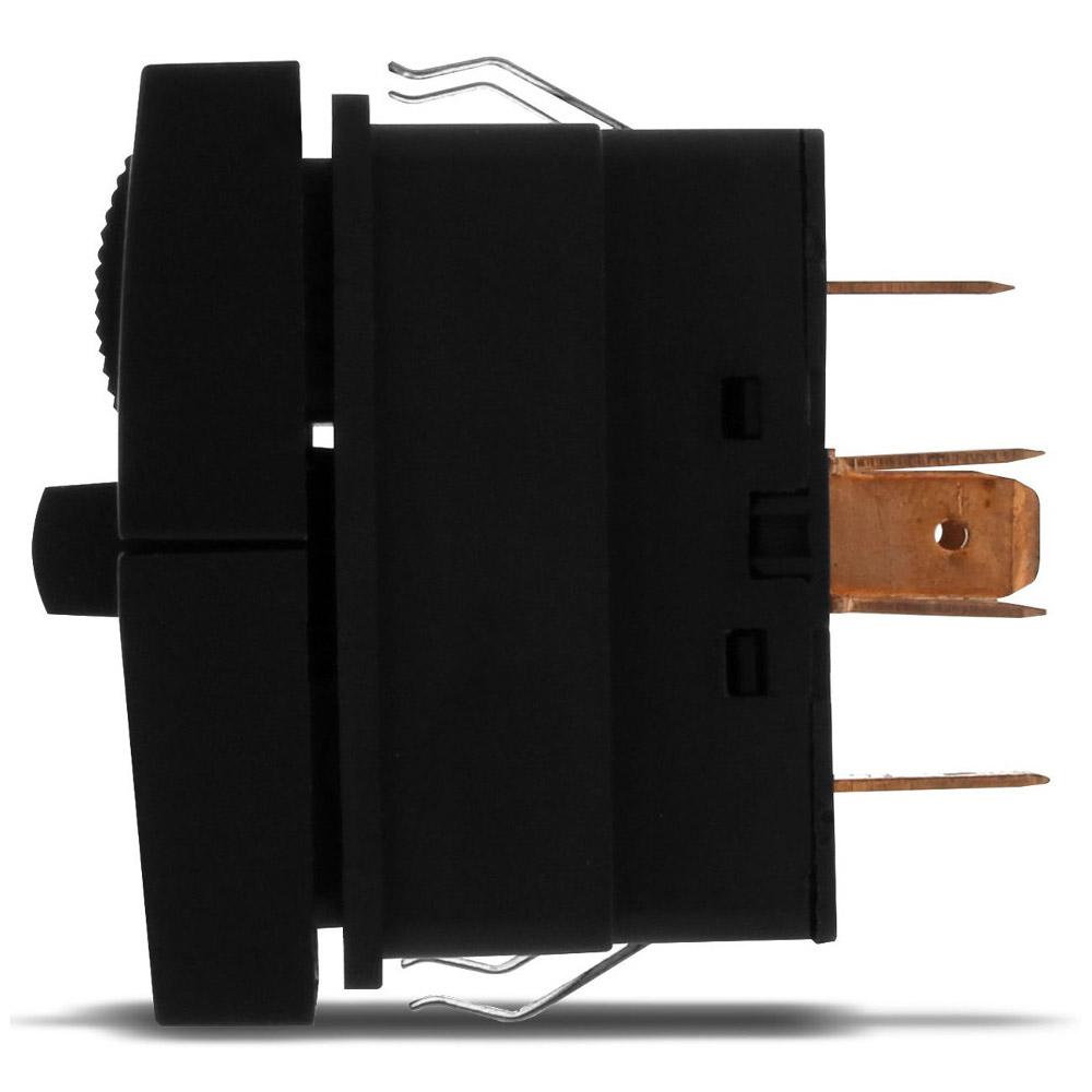 Botão Interruptor Duplo Vidro Eletrico Gol Parati G3 4P