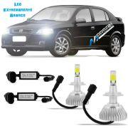 Kit Lampada Led 6K P/ Farol Baixo Astra Hatch Sedan Tp Xenon