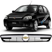 Grade Preta Corsa Hatch Sedan - Montana 2008 2009 2010 2011 2012