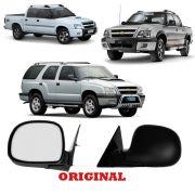 Retrovisor S10 1995 a 2011 Blazer 1995 a 2011 Eletrico