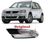 Pisca Seta Retrovisor Golf 2007 a 2011 Polo 2007 a 2011