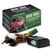 Bloqueador Anti-furto Automotivo Carro Sistec Sis186 Sis 186