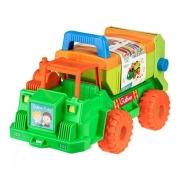 Caminhão Educativo para Bebês Multiformas para Encaixar + 12 Meses Gulliver Baby