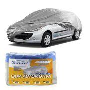 Capa Protetora 206 com Forro 100% Impermeavel para Cobrir Carro
