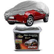 Capa Protetora Captiva com Forro 100% Impermeavel para Cobrir Carro