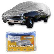 Capa Protetora Chevy com Forro 100% Impermeavel para Cobrir Carro