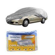 Capa Protetora City com Forro 100% Impermeavel para Cobrir Carro