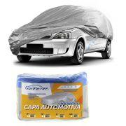 Capa Protetora Corsa Hatch com Forro 100% Impermeavel para Cobrir Carro