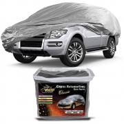 Capa Protetora Pajero com Forro 100% Impermeavel para Cobrir Carro