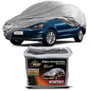 Capa Protetora Spacefox com Forro 100% Impermeavel para Cobrir Carro