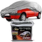 Capa Protetora Uno Mille com Forro 100% Impermeavel para Cobrir Carro