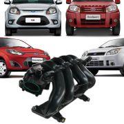 Coletor Admissão Ford Ka Fiesta Ecosport 1.0 Rocan Zetec