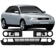 Saia Spoiler + Grade Farol Milha Audi A3 2001 2002 2003 2004 2005 2006