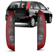 Lanterna Traseira Corsa Hatch Joy Maxx Premium SS 2002 até 2012