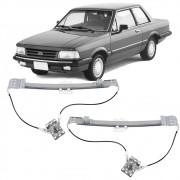 Maquina Vidro Manual Dianteira Del Rey Belina II Corcel II 2 Portas 1981 a 1991