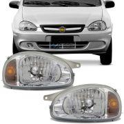 Par Farol Pisca Ambar Corsa Hatch Wind Super GSI GLS Corsa Sedan Classic