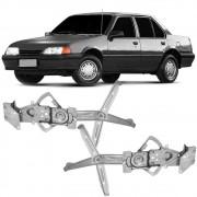 Par Maquina Vidro Elétrica Dianteira Monza 1984 a 1996 4 Portas