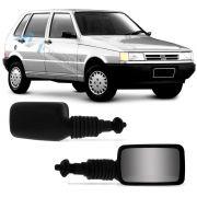 Par Retrovisor Uno Ep Mille Brio Smart SX Young 85/95 Premio/Elba 85/88 C/ Controle