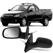 Retrovisor Montana 2004 até 2010 Corsa Hatch Sedan Joy Maxx Premium 2004 Até 2012