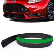 Saia Spoiler Front Lip New Fiesta - Borracha Tuning Ez Lip