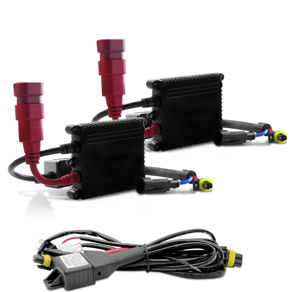 Kit Bi Xenon Lampada 8000K H4-3