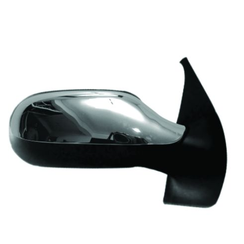 Aplique Cromado Retrovisor Palio 2004 a 2014 Siena 2004 a 2012 Pick-up Strada 2004 a 2012 Palio Weekend 2004 a 2012