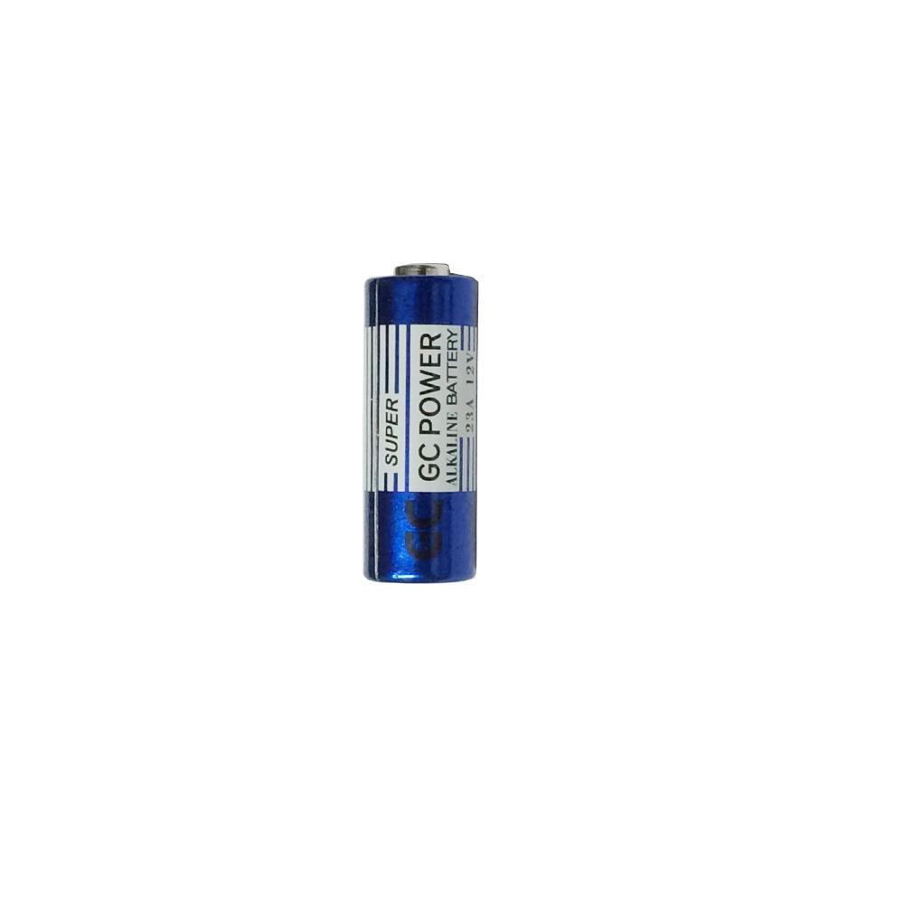 Bateria Alcalina A23 12V Blister com 5 unidades - Para controles remoto Portões e Alarme