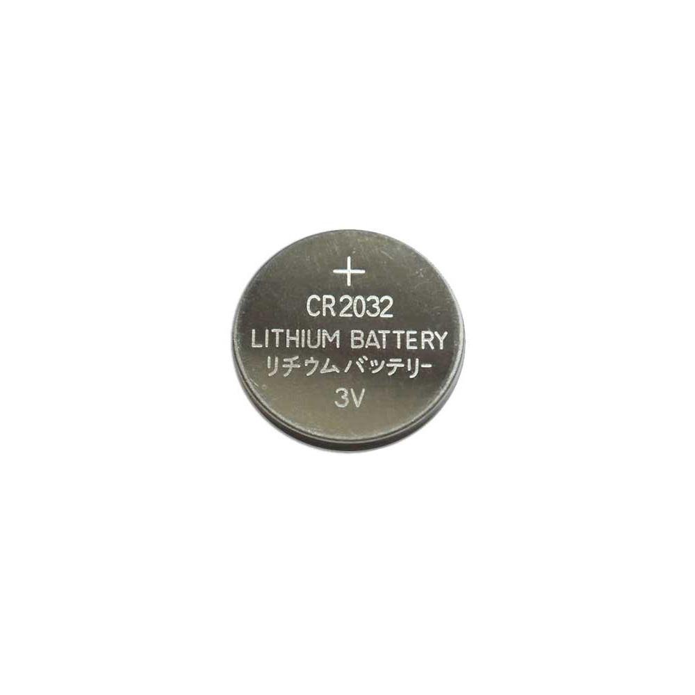 Bateria Lithium CR2032 3V Blister com 5 Unidades - Para Controles Remoto Portões e Alarmes